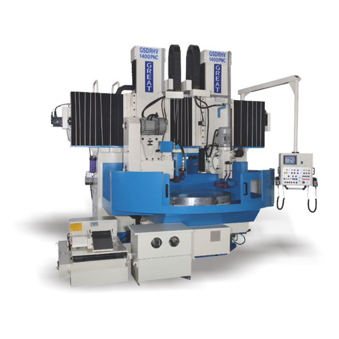 Double Column Rotary Table Surface Grinder