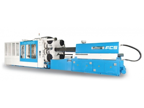 Two Platen Hydra-Mech Injection Molding Machine
