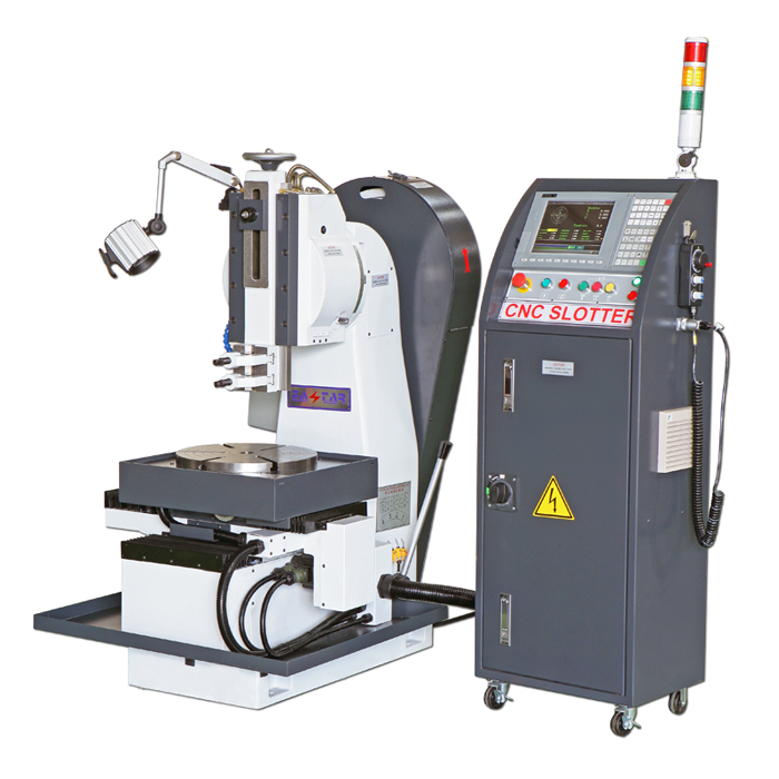 CNC Slotting Machine ( X,Y Axis Auto feeding & Auto indexing)