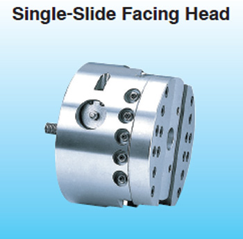 Single-Slide Facing Head
