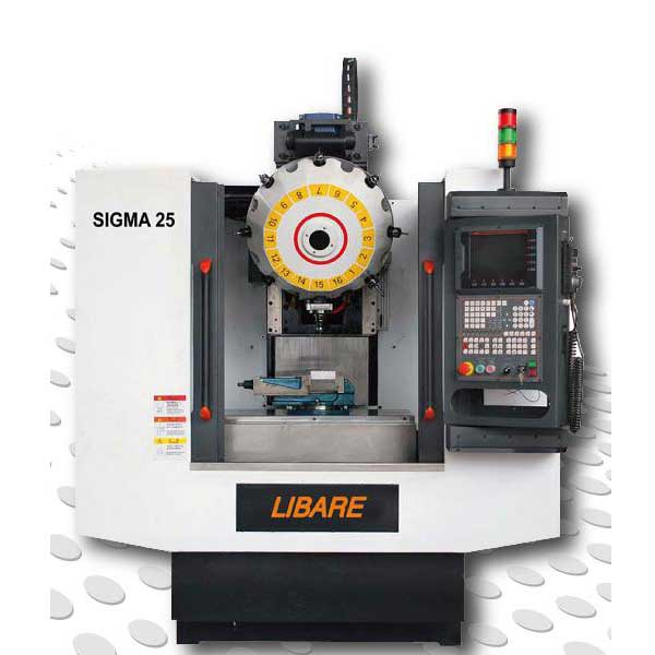 CNC Tapping & Milling Center-SIGMA-25