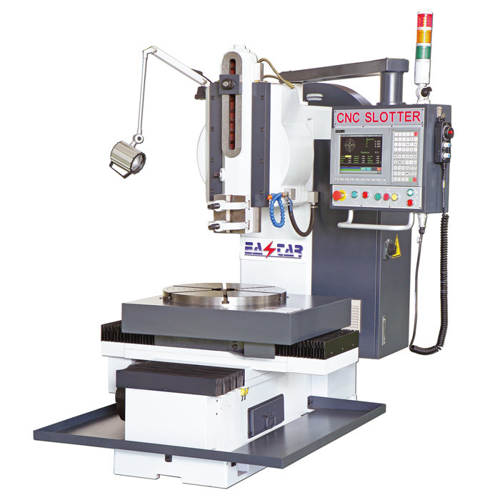 CNC Slotting Machine ( X,Y Axis Auto feeding & Auto. Table  indexing )