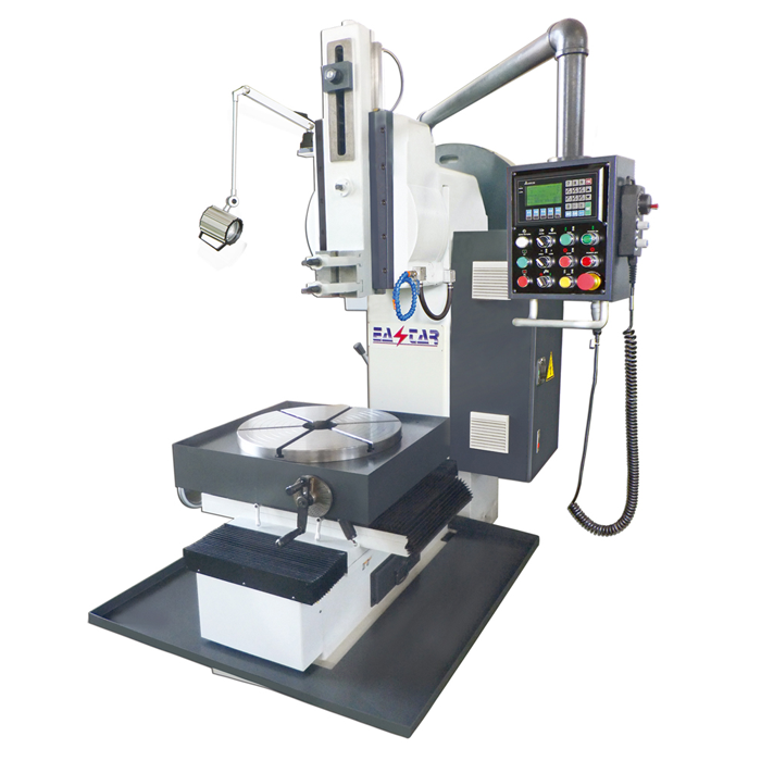 NC Slotter (ONE AXIS AUTO. FEEDING & MANUAL DIVIDING)