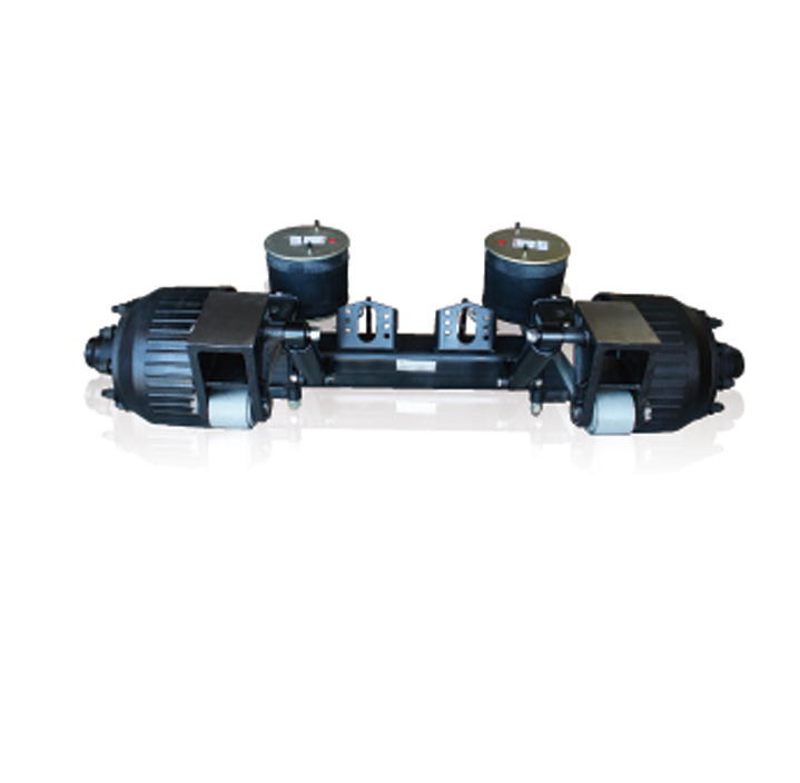 CTK Two-Axle Air Suspension System (Without Lift)