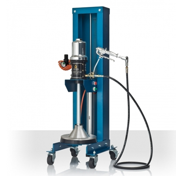 HIGH VISCOSITY FLUID PUMP / GREASE PUMP