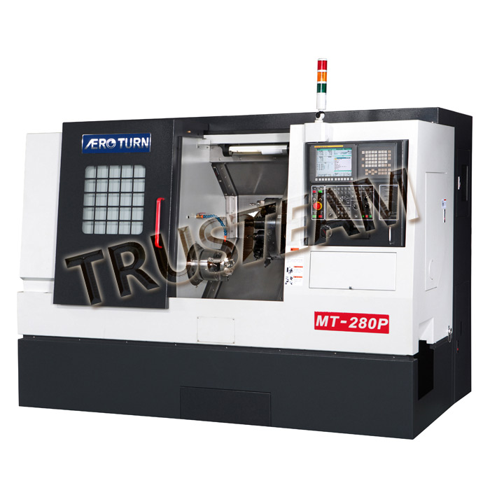Turning and Milling CNC Lathe