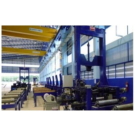 Hydraulic H-Beam Assembling Equipment-Hydraulic H-Beam Assembling Equipment