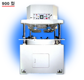 Air-compressed flat precise polishing machine-900
