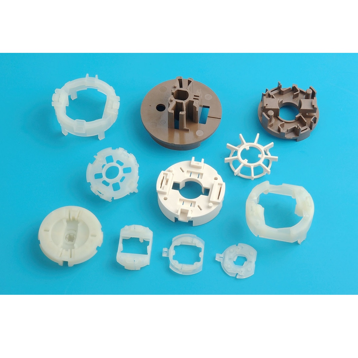 Micro motor-Molding Parts for Micro Servo Motor, Mobile phone, Bearing