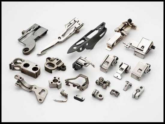 Sewing machine parts