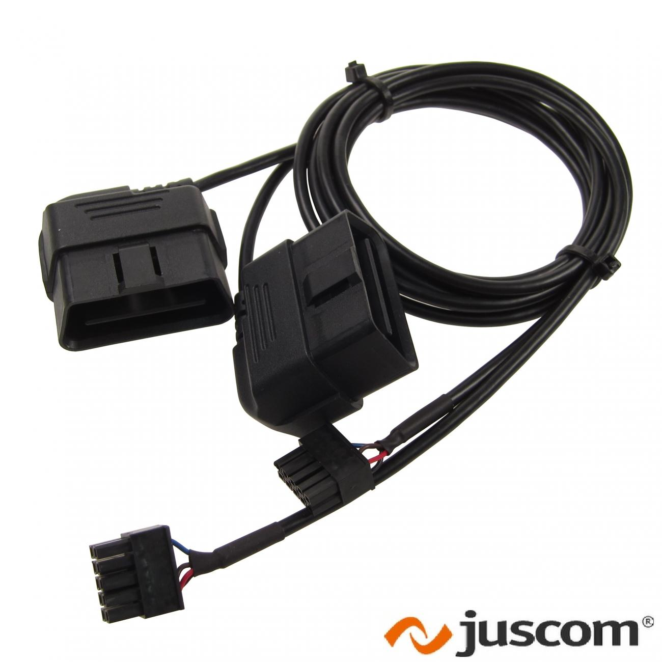 automotive wire harness with hot-melt molding-1160-4