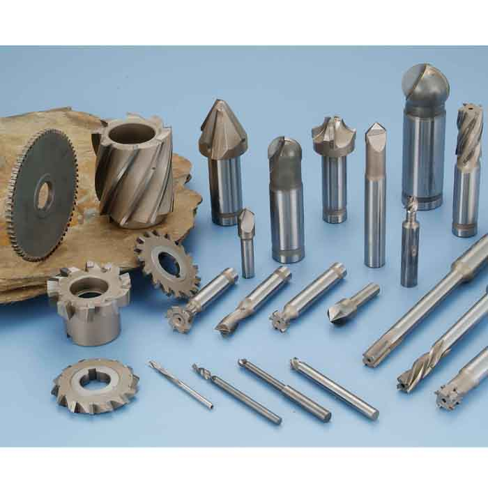 Welding Carbide Tipped Milling Cutters Series
