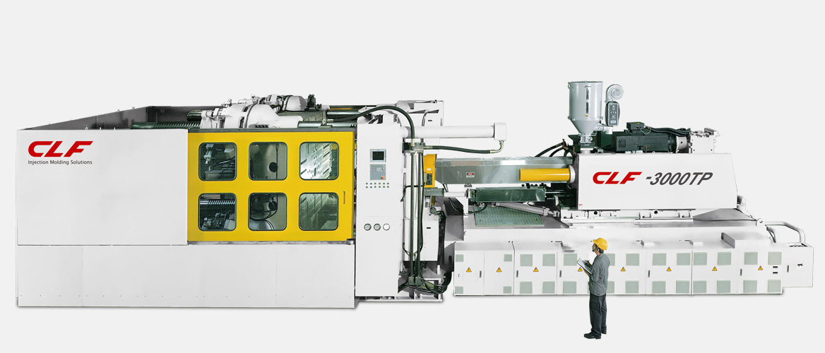 Two Platen Plastic Injection Molding Machine-TP系列