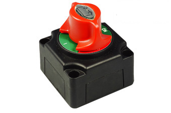 Battery Selectors & Battery Disconnect Switches -1211-28C