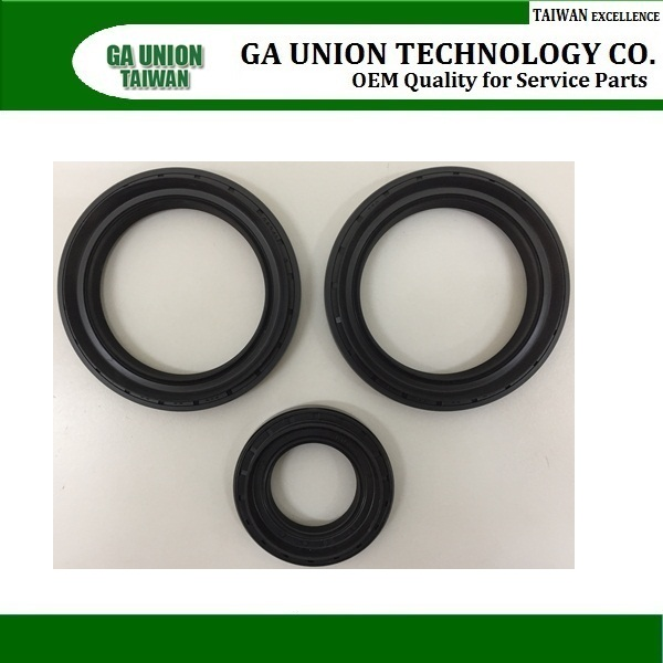 ATV Differential Seal Kit-ATV Differential Seal Kit FOR Rear Yamaha Grizzly 660