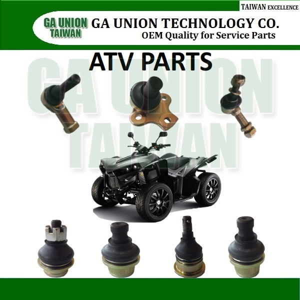 ATV TIE ROD END KIT-53157-HN1-003 53158-HN1-003