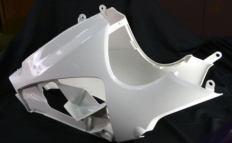 Motorcycle Shell Mold