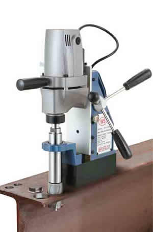 Portable Magnetic Drilling Machine-WS-3500M