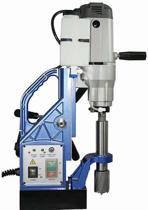 Portable Magnetic Drilling Machine-WS-6000M