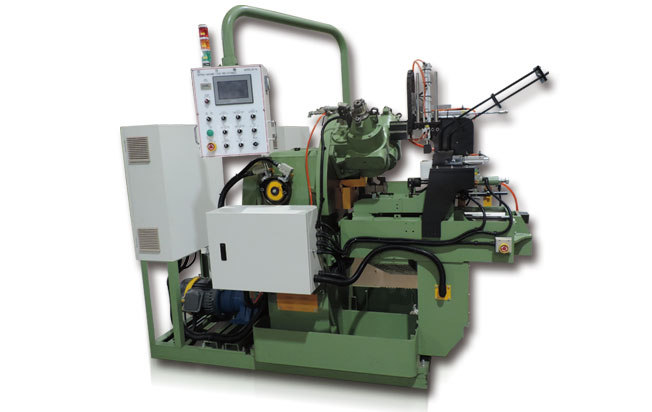Automatic Tapping Machine for Elbow Valves