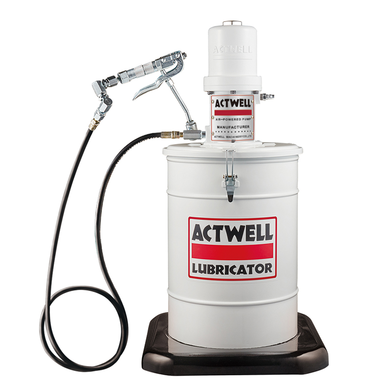 Air-operated Grease Lubricator