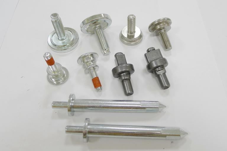 Forming parts/Open-die products