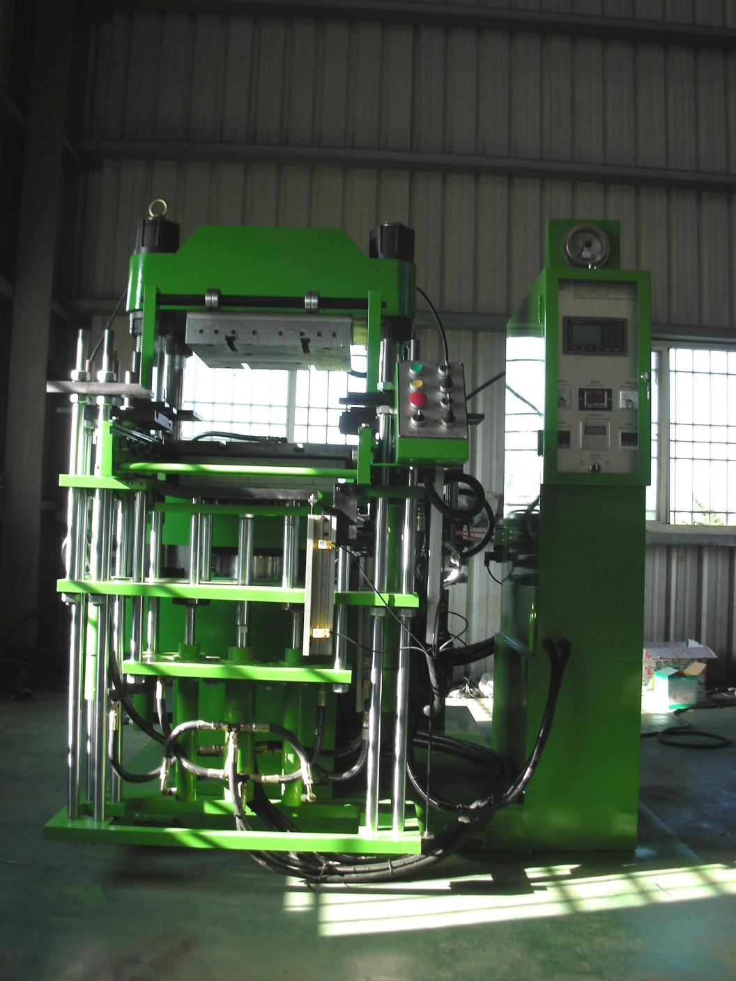 DYP-S-*-4RT-Rubber Compression Molding Machine-DYP-S-*-4RT