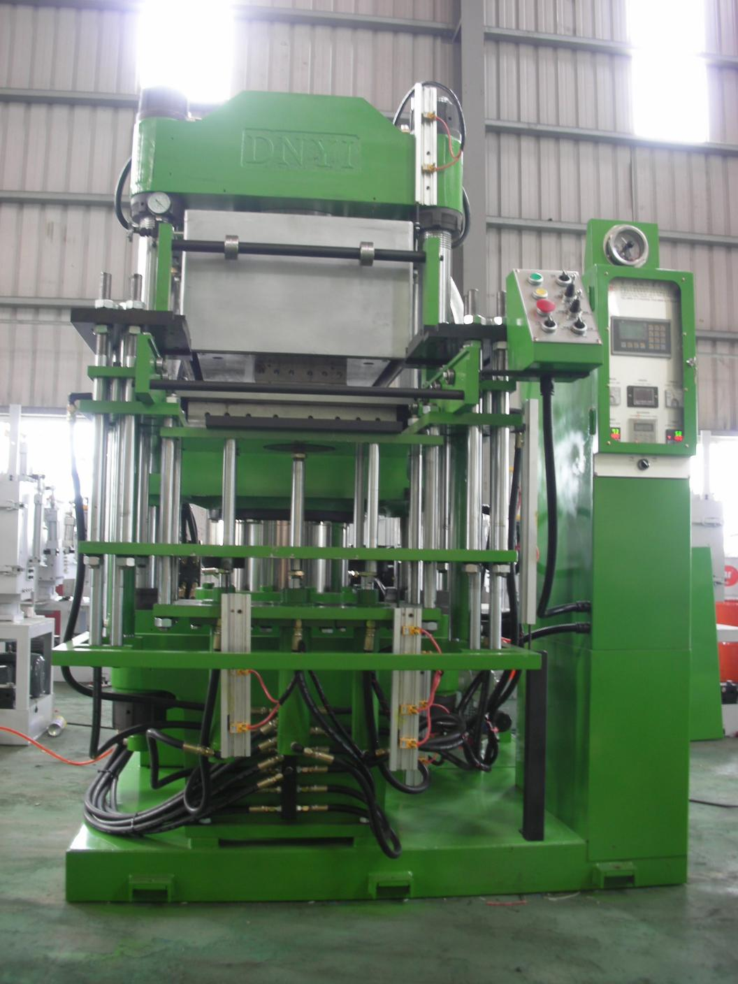 DYPV-S-*-4RT-Vacuum Type Rubber Compression Molding Machine-DYPV-S-*-4RT