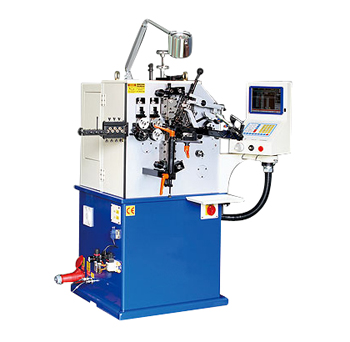 DYS-105-CNC Oil Seal Spring Forming Machine-DYS-105