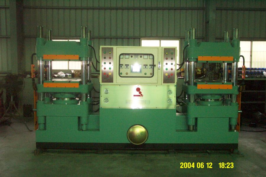 DYP-D-*-N-Vacuum Type Rubber Compression Molding Machine-DYP-D-*-N