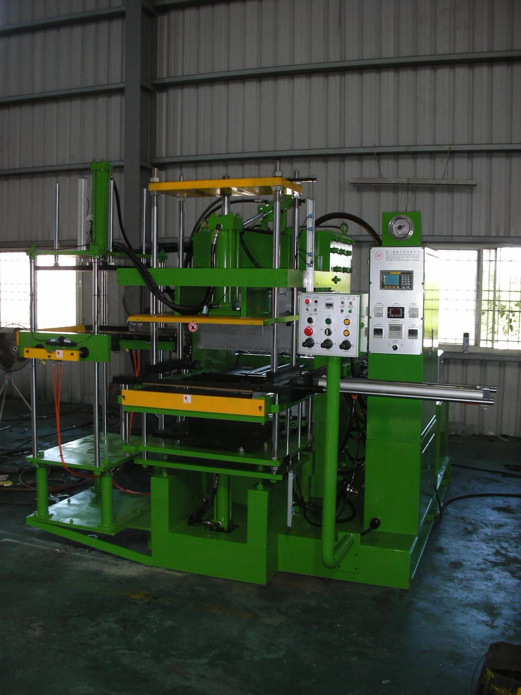 HPV-*-3RT-L-Vacuum Type Oil Seal Compression Molding Machine-HPV-*-3RT-L-
