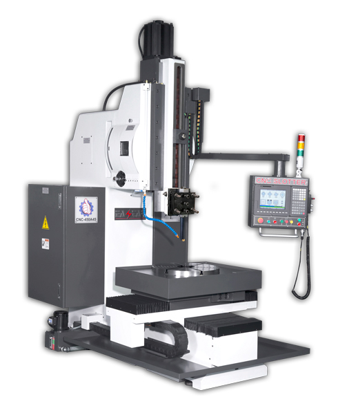 4 Axis CNC Slotter Machine
