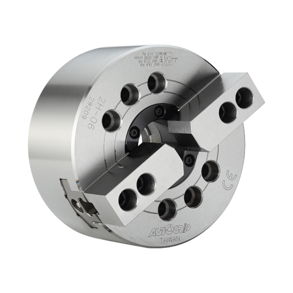 Power Chuck  High Speed Thru-Hole Power Chuck