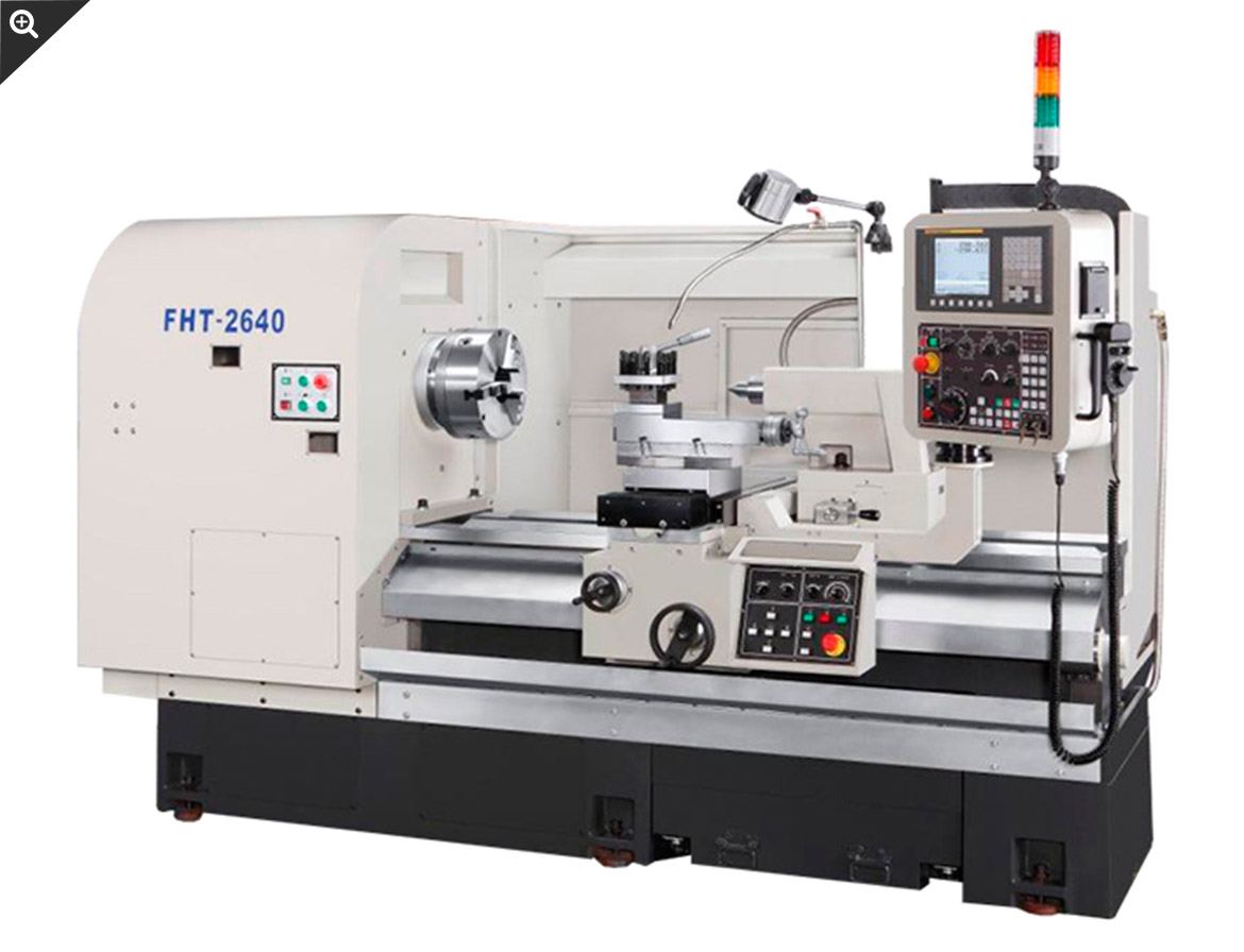 SERIES Teach-in CNC LATHE