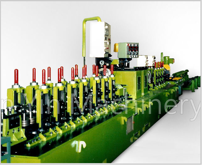 Stainless Steel Tube/Pipe Making Machine