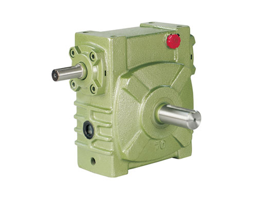 Single-Stage vertical Worm-Gear Reducer-A