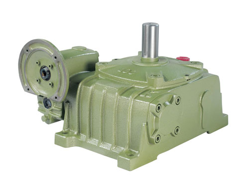 Two-Stage Worm Gear Reducer (Worm Worm)-KHE