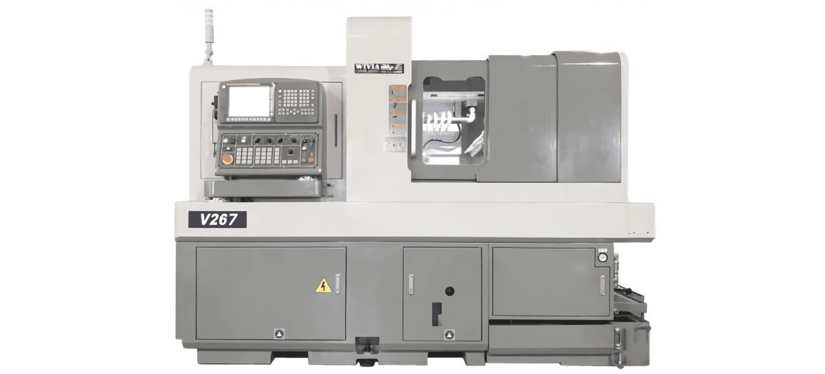 Swiss Turn Machine CNC lathe - V series- Single Y axis-V127 / V207 / V267