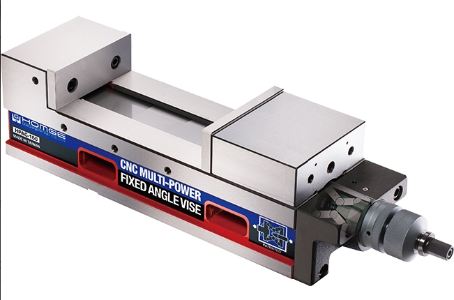 Multi-Power CNC Precision Fixed Angle Vise