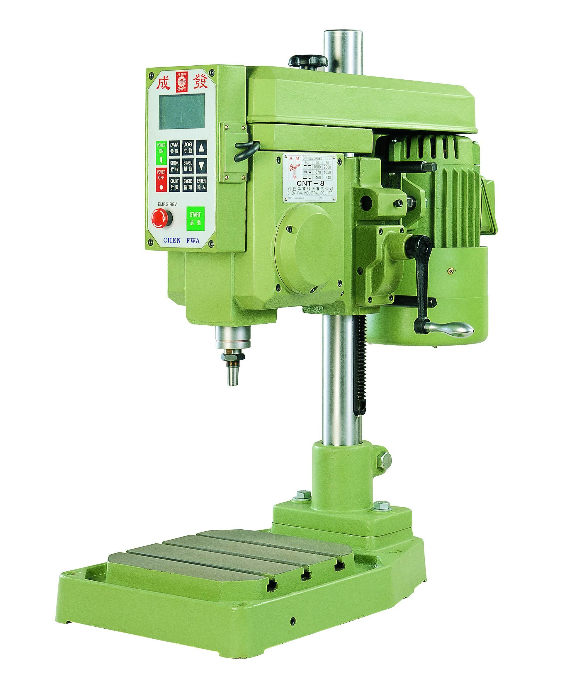 Numerical Control High Speed Auto Tapping Machine-CNT-8