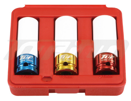 TUF 2312 Rim Protective Wheel Socket Set