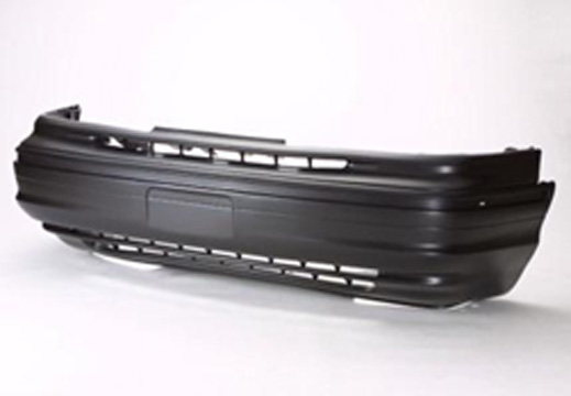 FD CROWN VICTORIA 95-97 FR BUMPER BLACK