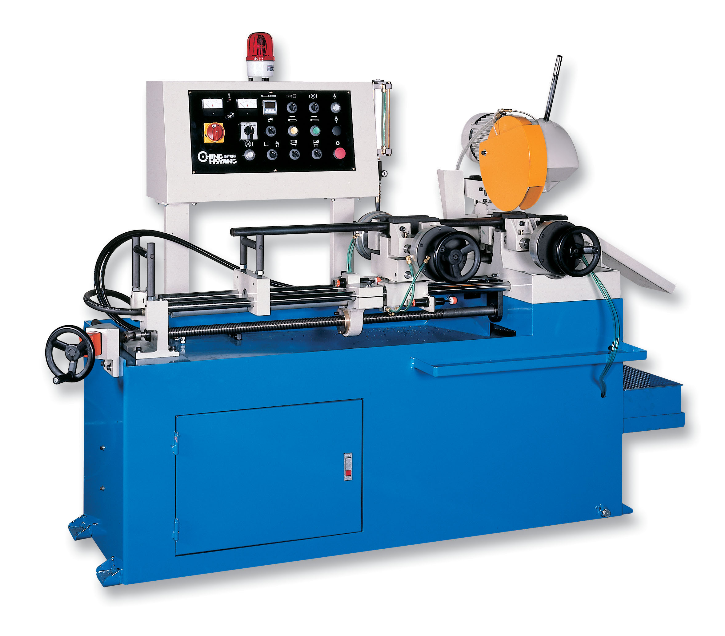 Air Automatic Type Circular Sawing Machine-C-275-3A