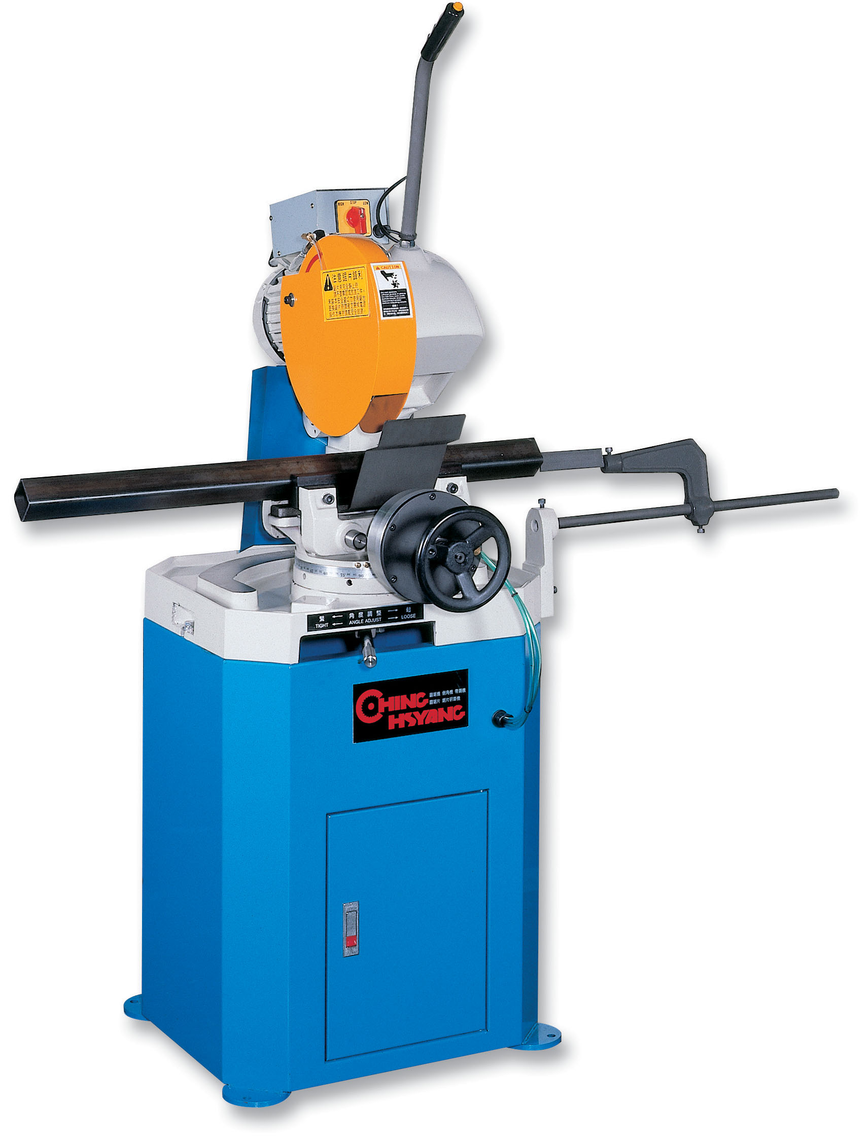 CIRCULAR SAWING MACHINE/MANUAL TYPE/PNEUMATIC TYPE/ SEMI AUTOMATIC TYPE-C-275,1A,2A,C-275M
