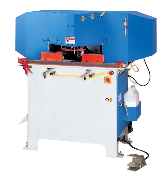 45 degree Double Blade Angle Sawing Machine-C-355-2AS2