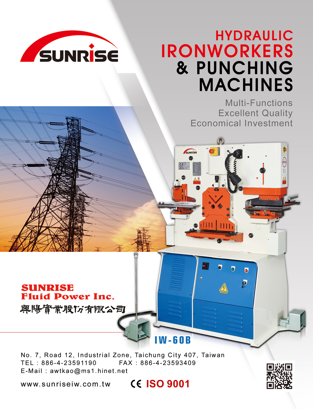 SUNRISE FLUID POWER INC.