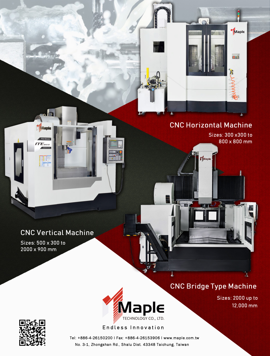 MAPLE TECHNOLOGY CO., LTD.