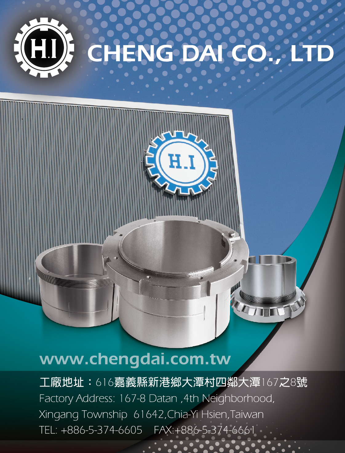 CHENG DAI CO., LTD.