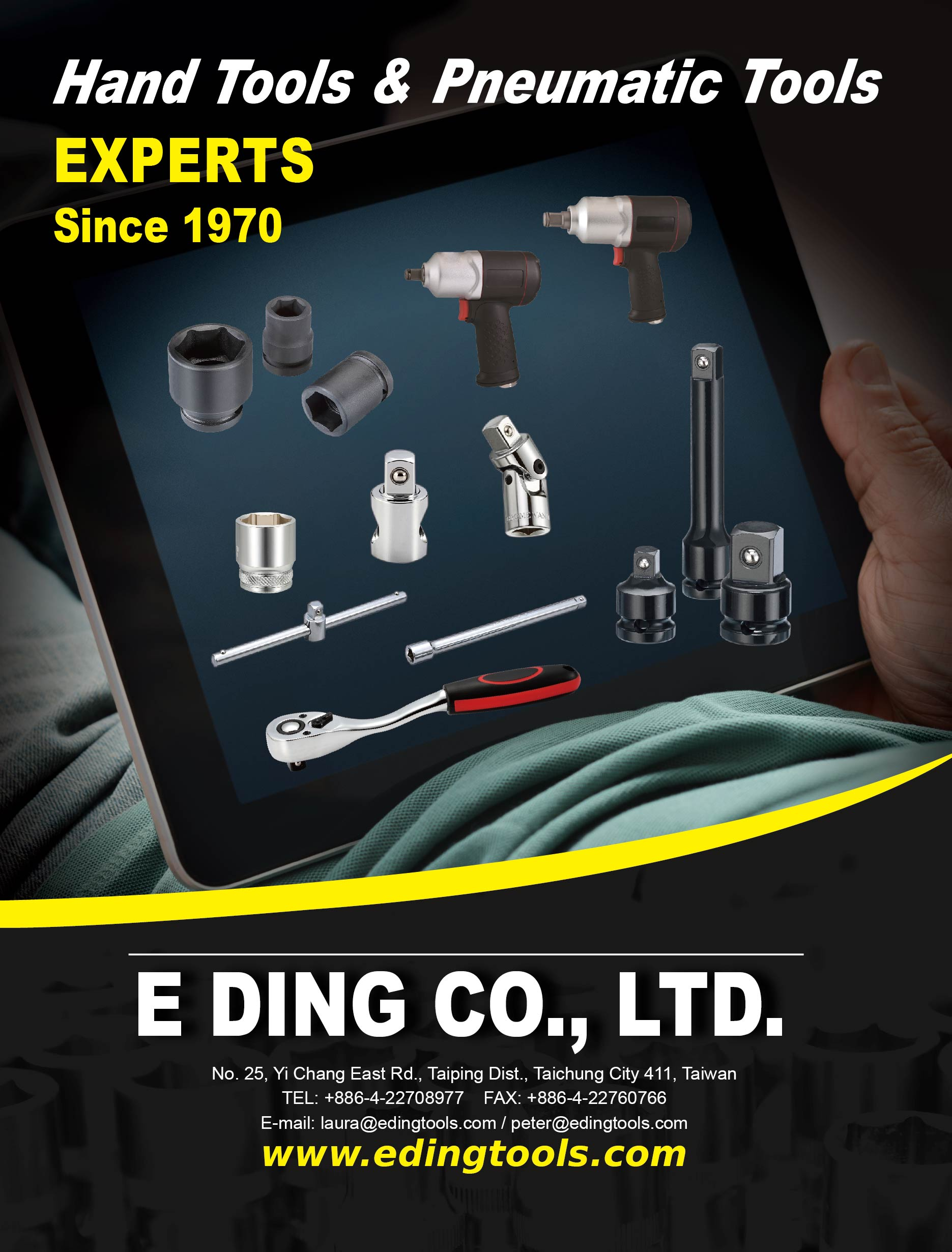 E DING CO., LTD.