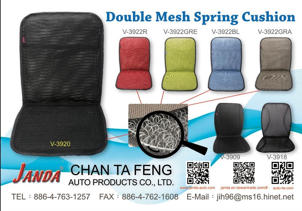 CHAN TA FENG AUTO PRODUCTS CO., LTD.